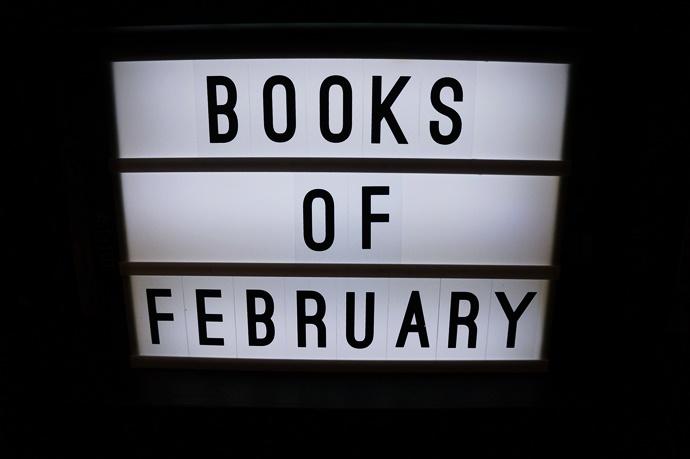 Książki lutego