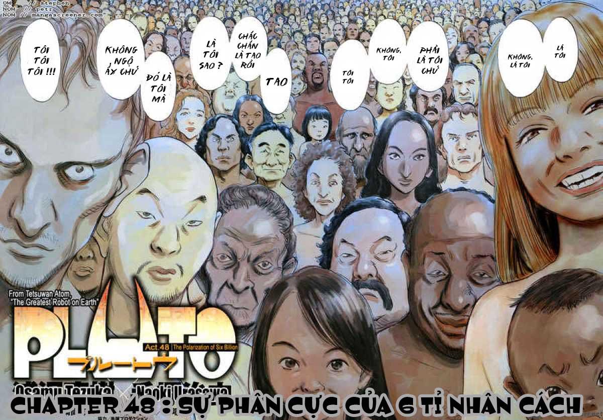 Pluto chapter 48 trang 4