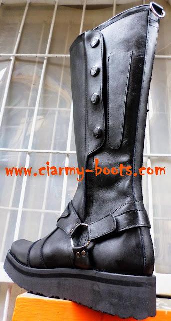 Sepatu PDL Polantas