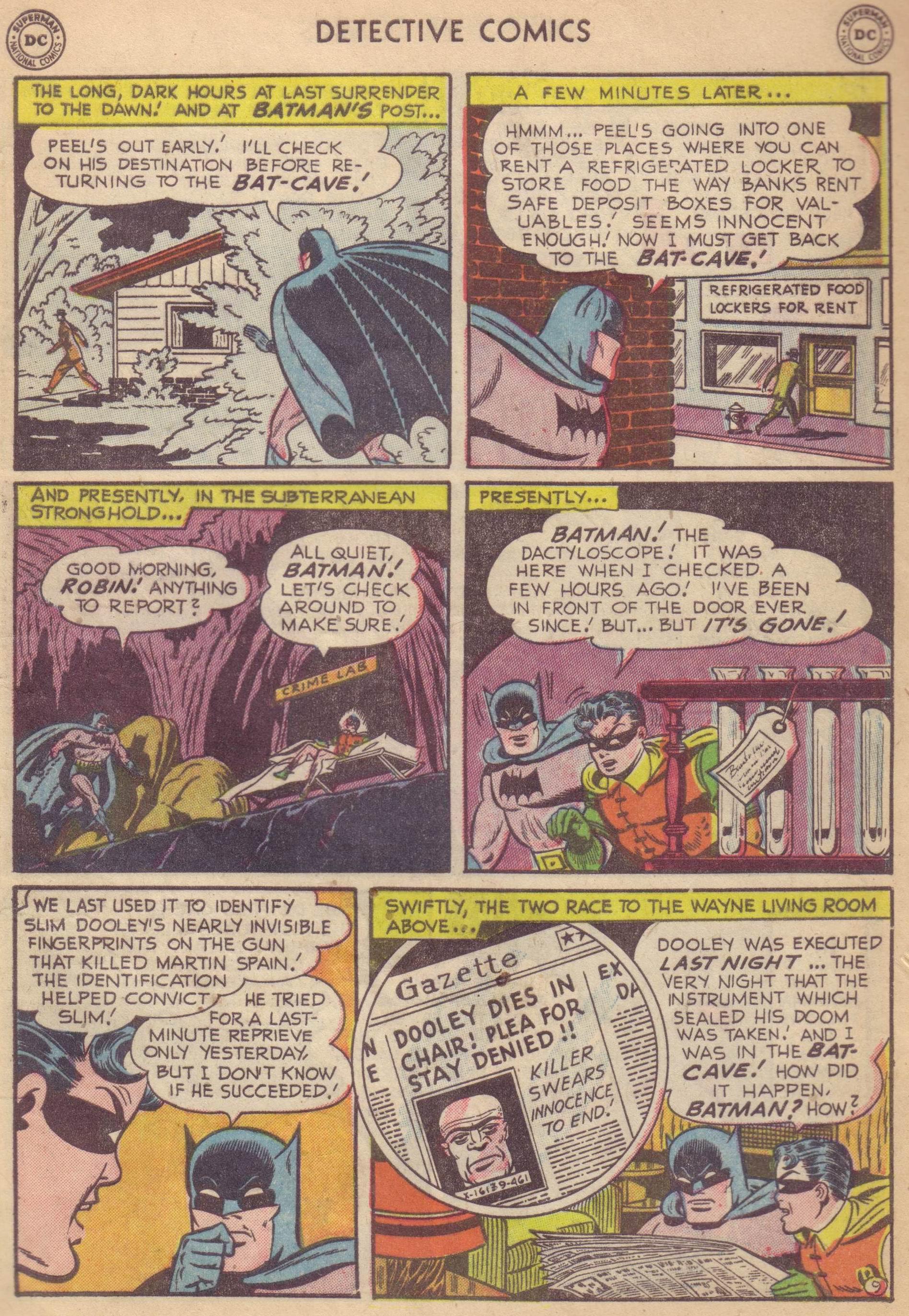 Read online Detective Comics (1937) comic -  Issue #177 - 11
