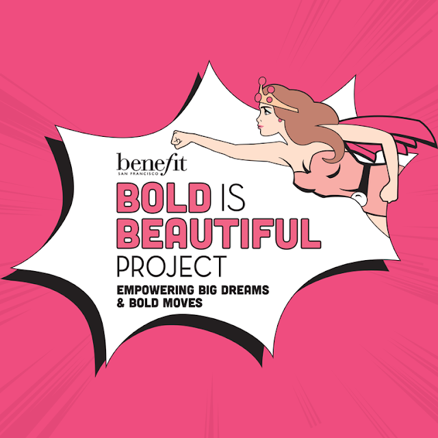 Benefit Bold is Beautiful Project