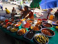 Anawrahta Street Food