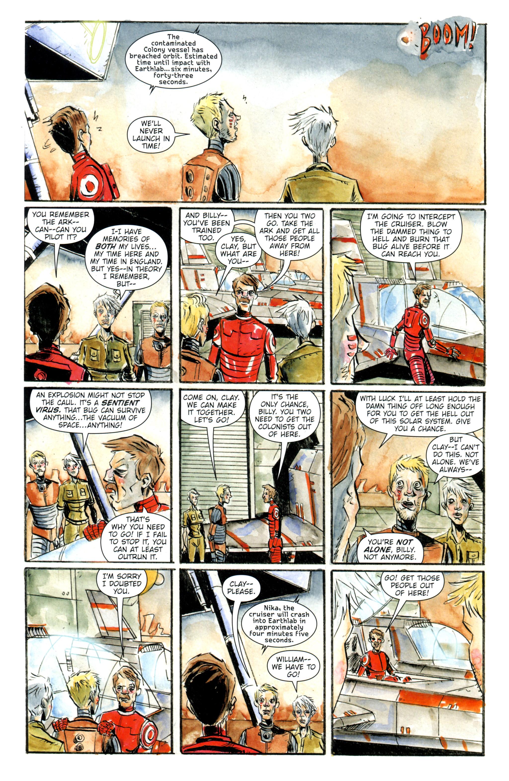 Read online Trillium comic -  Issue #8 - 6