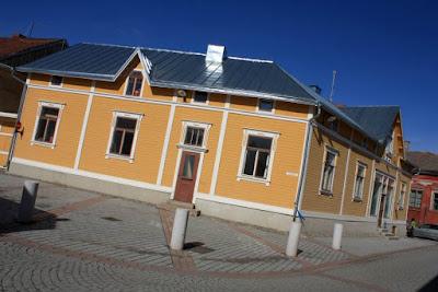 Rauma in Finland