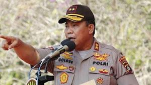 """Hajatan Punya Polda oleh Gubernur Bali Jadi Ajang Kampanyekan Jokowi, Sang Jendral """"Kesal"""""""
