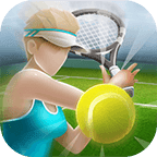 Pocket Tennis League app- icon