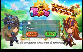 game iboom ban sung can goc online