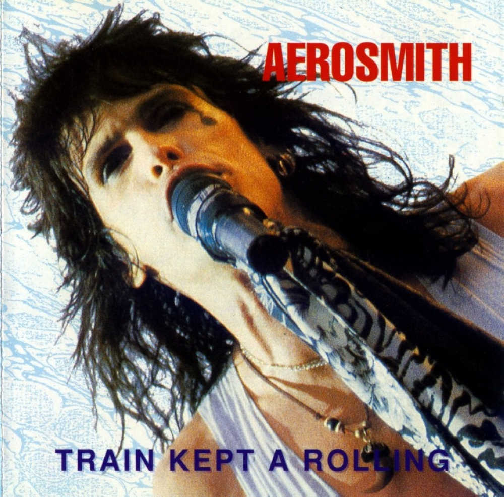 Aerosmith 1980 08 18 Castle Donnington Quot Train Kept A