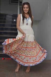 Telugu Actress Anu Emmanuel New Stills in Beautiful White Long Dress  0088.JPG