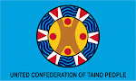 United Confederation of Taino People Flag