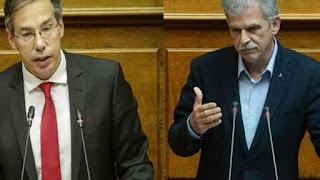 «Κλείδωσε» η πλειοψηφία υπέρ της Συμφωνίας - Δανέλλης, Μαυρωτάς με κλήρωση στην Επιτροπή