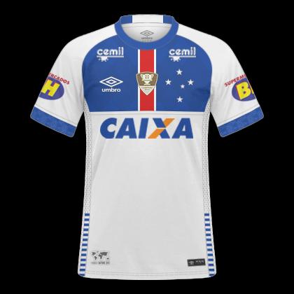 GT Camisas  Camisas Cruzeiro 2018   2019 - Home e259875d90c59