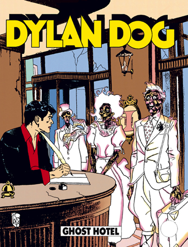 Dylan Dog (1986) 146 Page 1