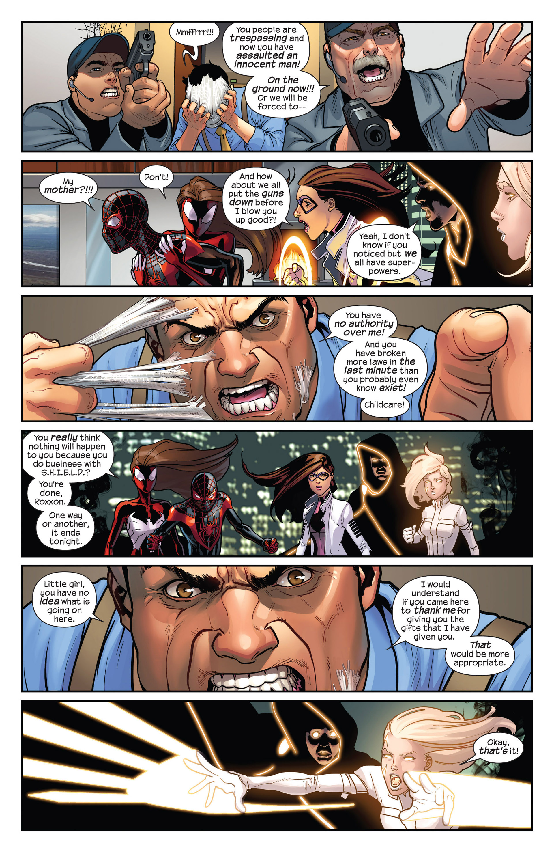 Read online Ultimate Comics Spider-Man (2011) comic -  Issue #28 - 6