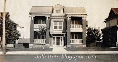 Wellington Hall 1924 Harrisonburg Teachers College James Madison University https://jollettetc.blogspot.com