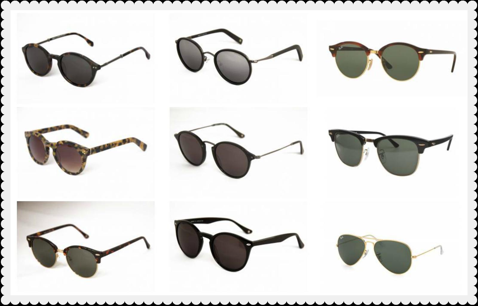 a423845188 Pero no hay nada como ver las gafas de sol en acción para crearte la imagen  de las tendencias y por eso os enseño los estilismos que más me han gustado  de ...