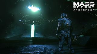 Mass Effect Andromeda Mobile Wallpaper