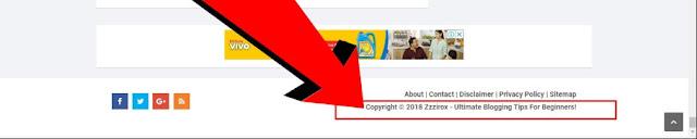 Copyright Theme