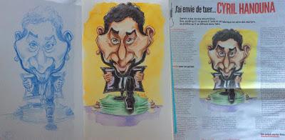 Cyril Hanouna, l'envahissant du Paf. ©Guillaume Néel