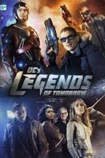 Leyendas del Mañana de DC Temporada 1 Poster
