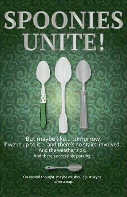 spoonies unite