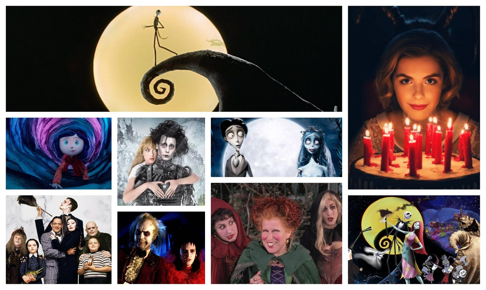 lily lemontree: the ten best halloween movies-the family edition