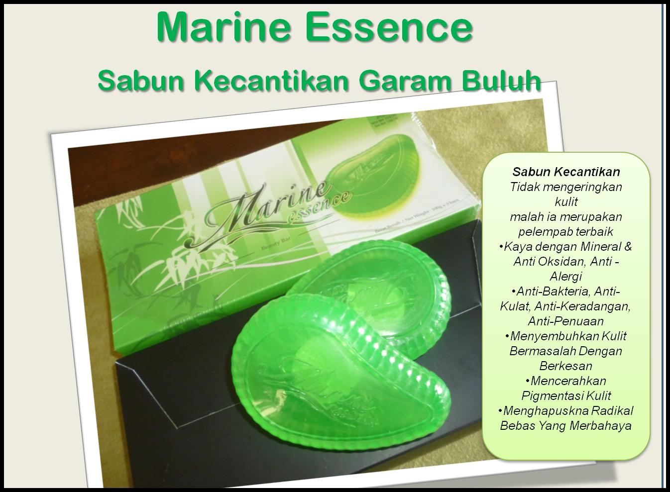 SABUN MARINE ESSENCE (SABUN KETIAK)