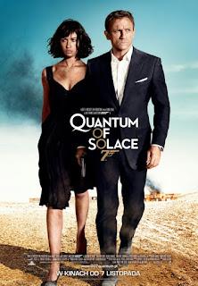 James Bond 007 Quantum of Solace 007 (2008) พยัคฆ์ร้ายทวงแค้นระห่ำโลก  ภาค 22