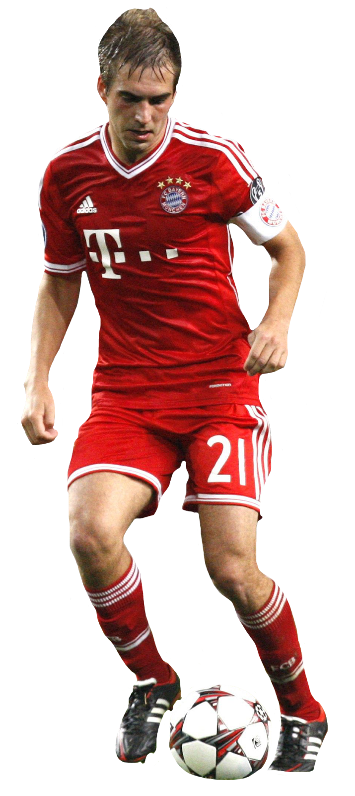 TIME FOR RENDERS: Philipp Lahm