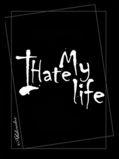 Sandydk I Hate My Life Mobile Wallpaper