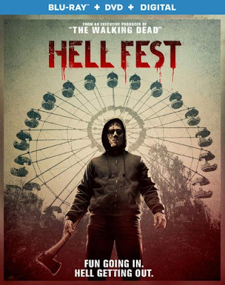 Hell Fest [2018] [BD25] [Latino]