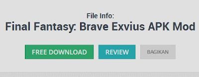 download game final fantasy brave exvius apk mod android