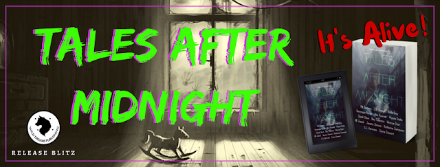 [New Release] TALES AFTER MIDNIGHT @PublishingWild #Excerpt #Giveaway