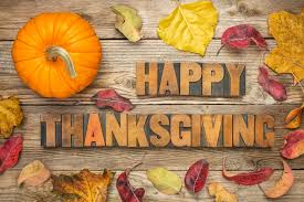 I personally want to thank all our customers that made us a success in 2018. I wish you a wonderful & safe Thanksgiving Holiday.