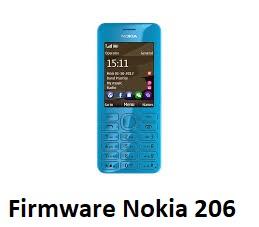 Firmware Nokia 206 RM-872 Di Sini