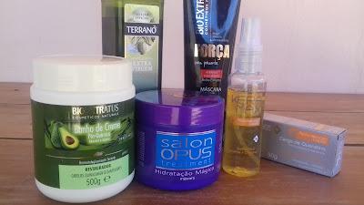 Super tratamento para o cabelo!! (Com produtos baratinhos)
