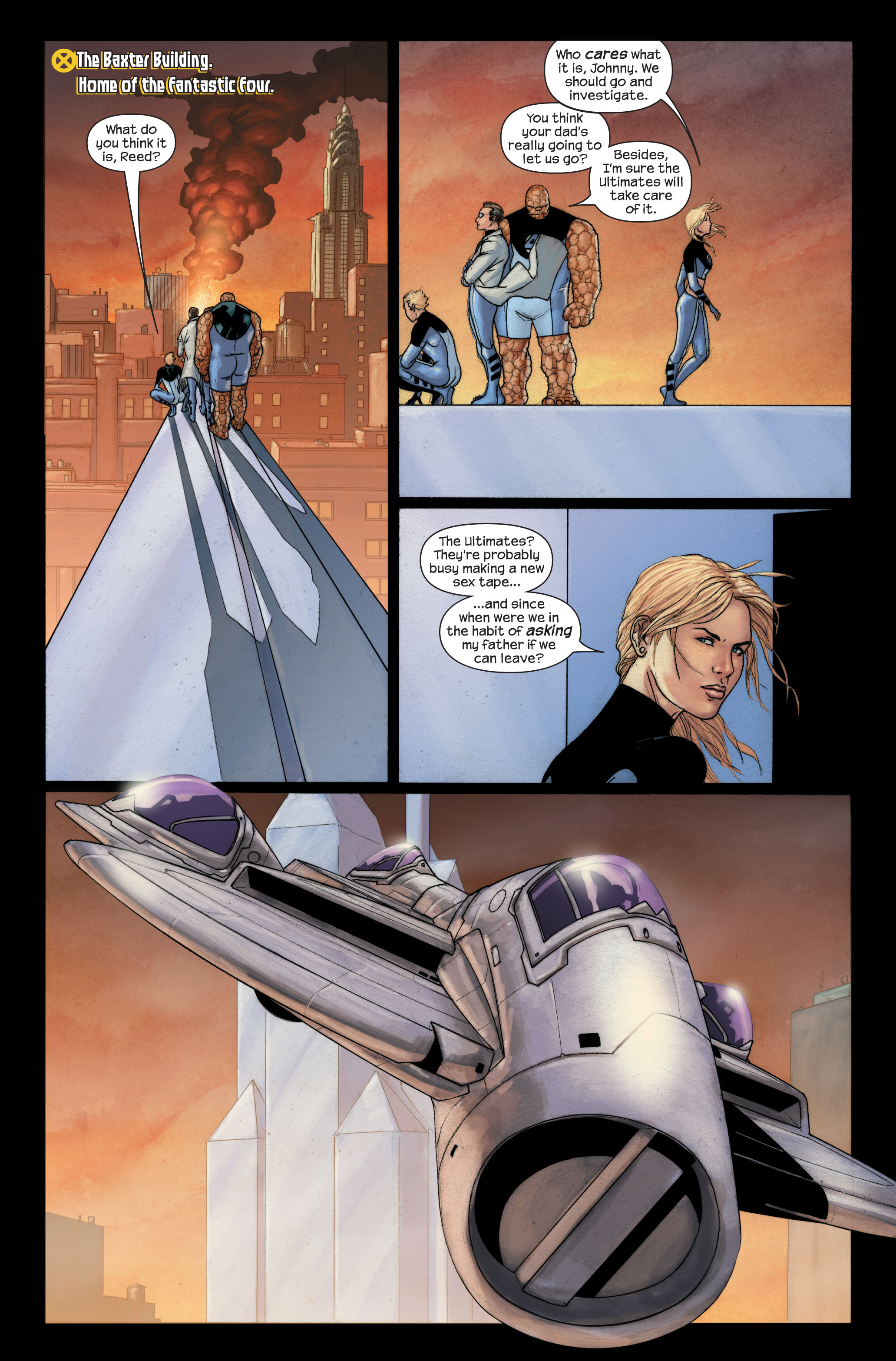 Read online Ultimate X-Men comic -  Issue #91 - 16