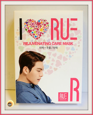 RUE KWAVE I LOVE RUE REJUVENATING CARE MASK REVIEW