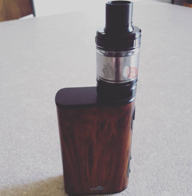 The properties of Eleaf iStick QC 200W