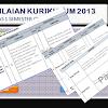 Download Aplikasi Raport Kurikulum 2013 SD Baru Hasil Revisi