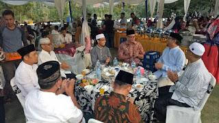 Wako Gelar Buka Bersama Kader PKS Kota Payakumbuh