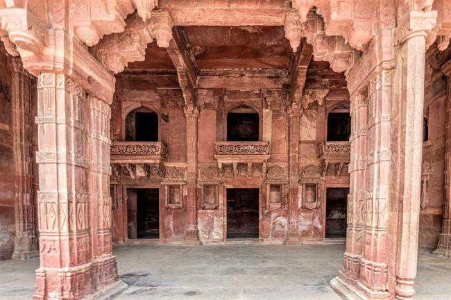 Living Palace of Jodha Bai