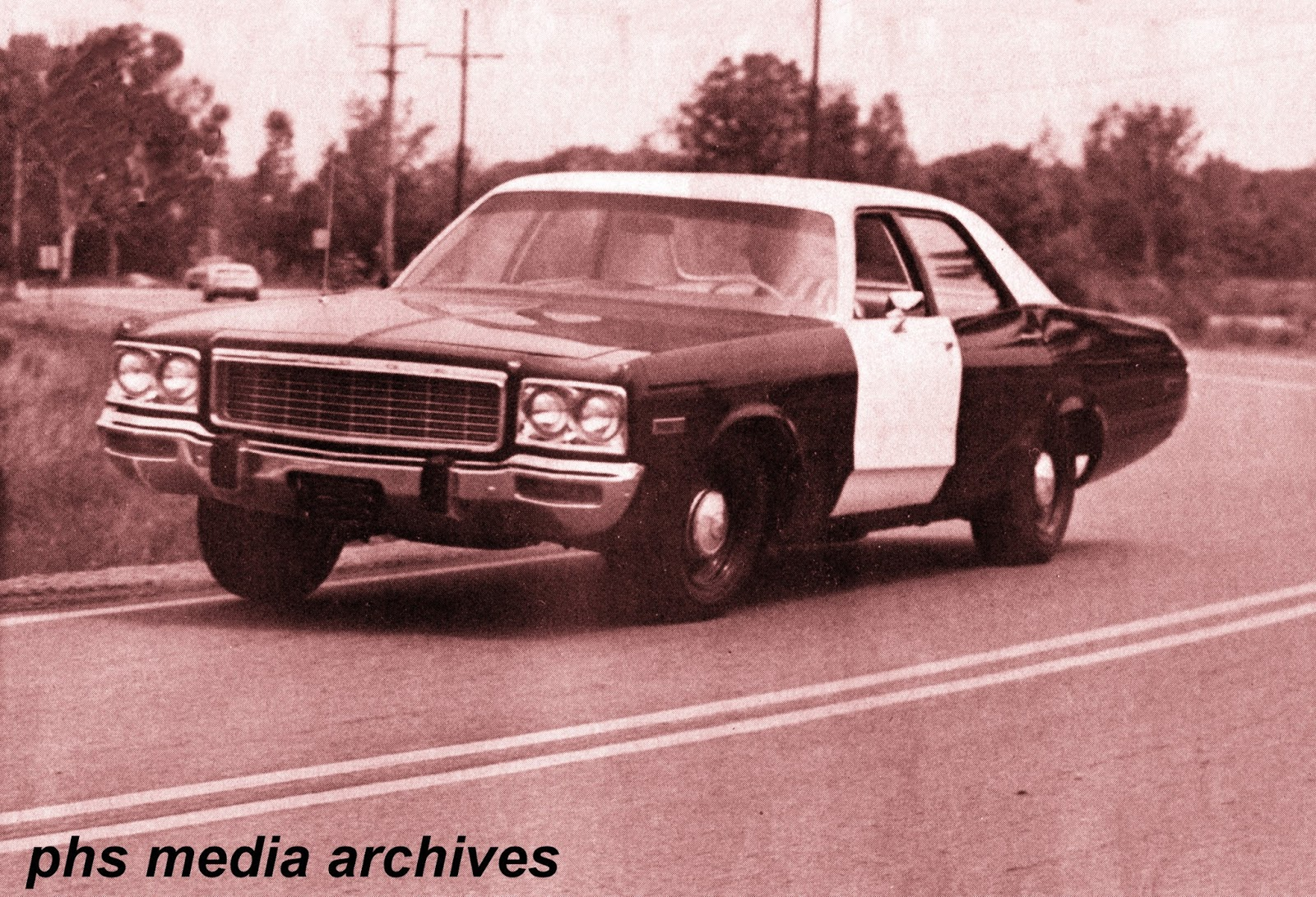 Cop Cars 1973 4 Dodge Polara Phscollectorcarworld 1964 Police Car The Was One Of American Law Enforcement Agencies Favorite They Were Preffered Over All New Ltd Due To Superior Brakes