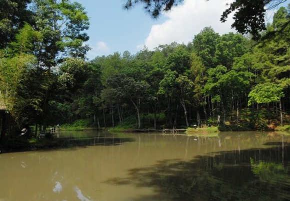 Situ Mustika Banjar Jawa Barat