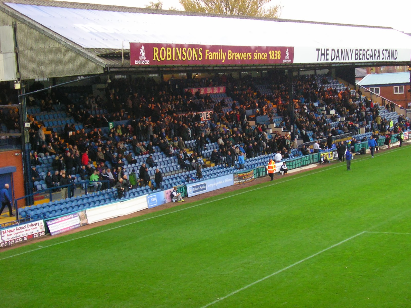 County 4 AFC Telford United 2 ...