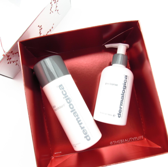 dermalogica brightening duo - the beauty puff