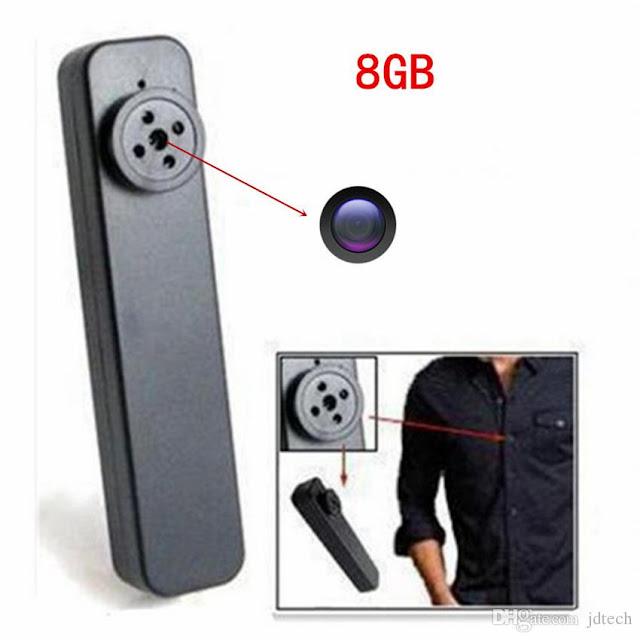Spy Camera Hidden Camera Wifi Pinhole Mini Gps Tracker