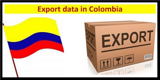 Colombia import data