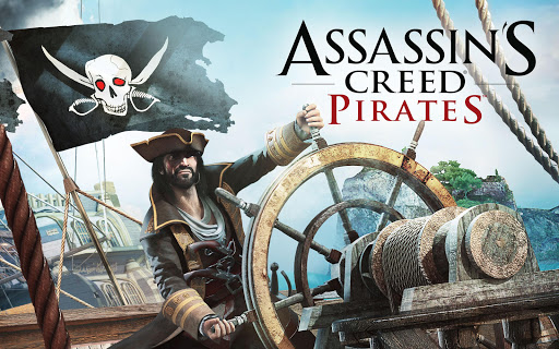 تحميل لعبة Assassin's Creed Pirates 2.9.1 للاندرويد مـهـكـرة كلشي غير محدود أخر اصدار