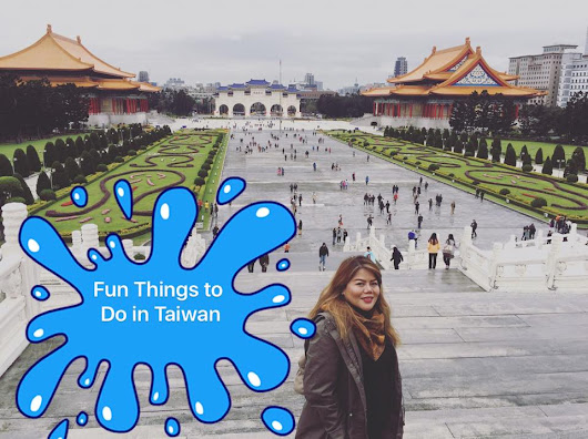THE RED LIPPIE ADVENTURES: Taiwan is the New Japan: Fun Things to Do in Taiwan